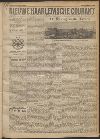 Nieuwe Haarlemsche Courant 1920-02-16