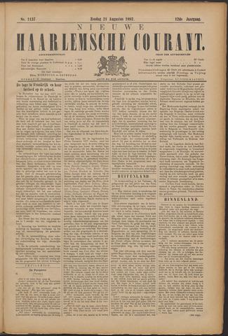 Nieuwe Haarlemsche Courant 1887-08-21