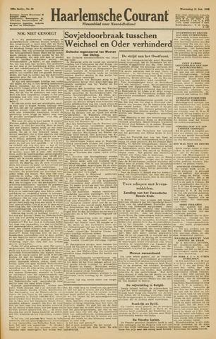 Haarlemsche Courant 1945-01-31
