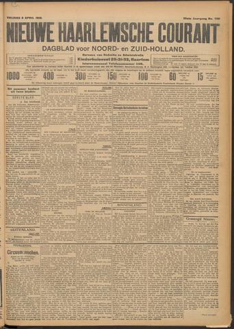 Nieuwe Haarlemsche Courant 1910-04-08