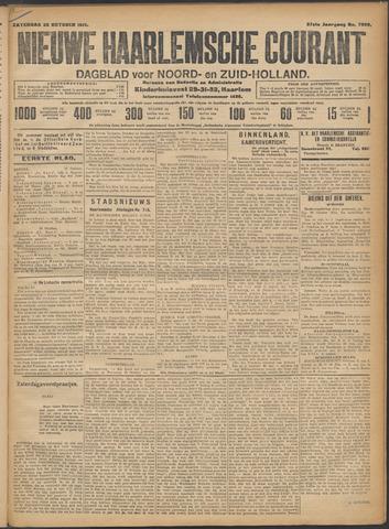 Nieuwe Haarlemsche Courant 1912-10-26