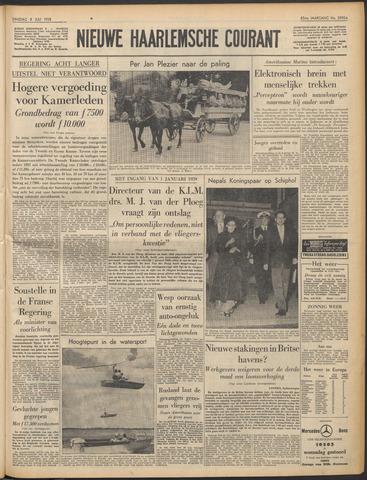 Nieuwe Haarlemsche Courant 1958-07-08
