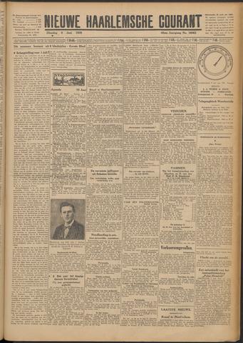 Nieuwe Haarlemsche Courant 1925-06-09
