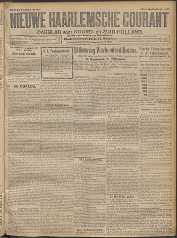 Nieuwe Haarlemsche Courant 1915-02-09