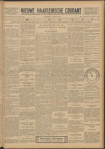 Nieuwe Haarlemsche Courant 1930-06-27
