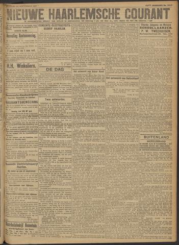Nieuwe Haarlemsche Courant 1917-09-22