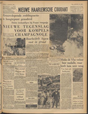 Nieuwe Haarlemsche Courant 1964-08-04