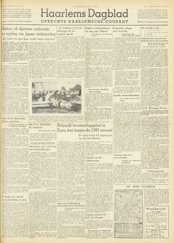Haarlem's Dagblad 1951-06-11