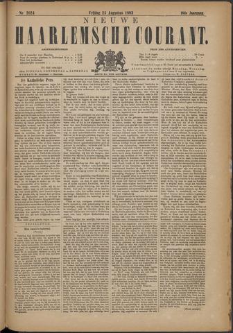 Nieuwe Haarlemsche Courant 1893-08-25