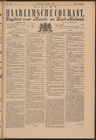 Nieuwe Haarlemsche Courant 1899-01-04