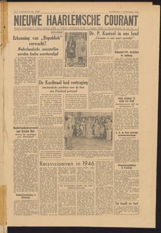 Nieuwe Haarlemsche Courant 1946-11-02