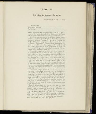 Raadsnotulen Heemstede 1912-03-16