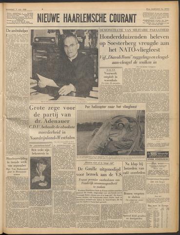 Nieuwe Haarlemsche Courant 1958-07-07