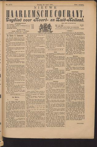 Nieuwe Haarlemsche Courant 1901-04-23
