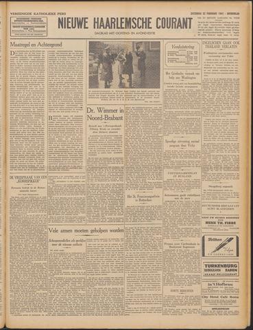 Nieuwe Haarlemsche Courant 1941-02-22