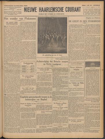 Nieuwe Haarlemsche Courant 1941-06-01