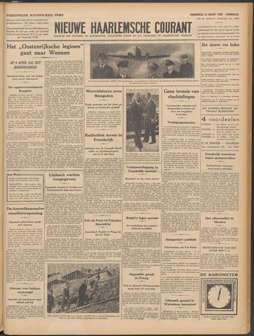 Nieuwe Haarlemsche Courant 1938-03-24