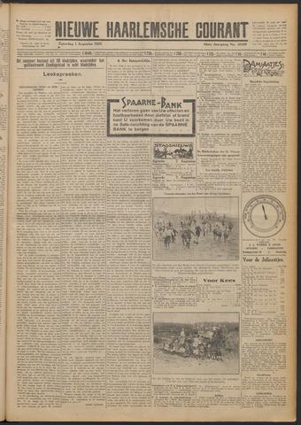 Nieuwe Haarlemsche Courant 1925-08-01