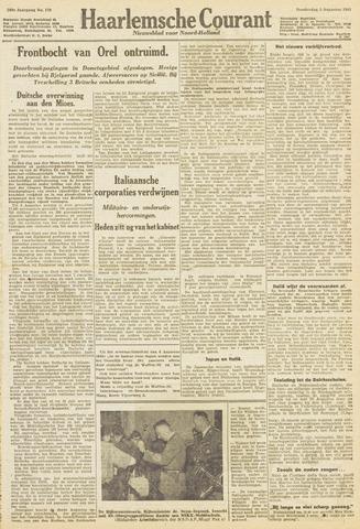 Haarlemsche Courant 1943-08-05