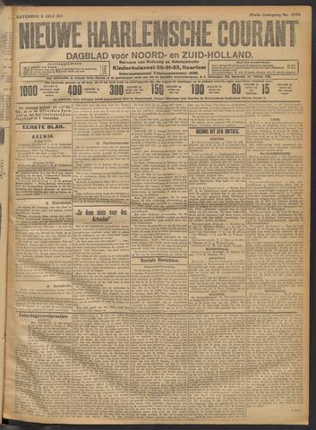 Nieuwe Haarlemsche Courant 1911-07-08