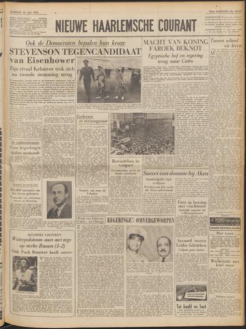 Nieuwe Haarlemsche Courant 1952-07-26