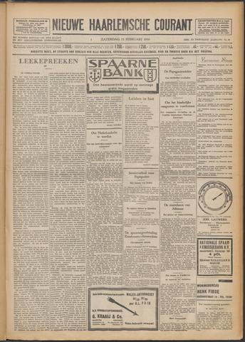 Nieuwe Haarlemsche Courant 1930-02-15