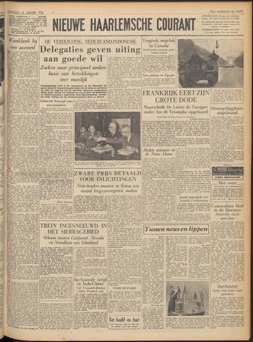 Nieuwe Haarlemsche Courant 1952-01-16