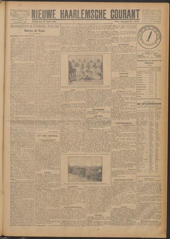 Nieuwe Haarlemsche Courant 1924-04-17