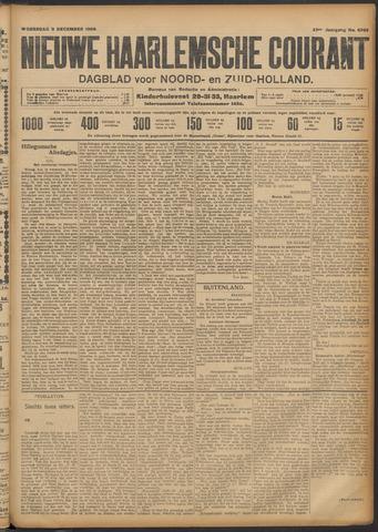 Nieuwe Haarlemsche Courant 1908-12-09