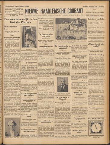 Nieuwe Haarlemsche Courant 1938-01-19