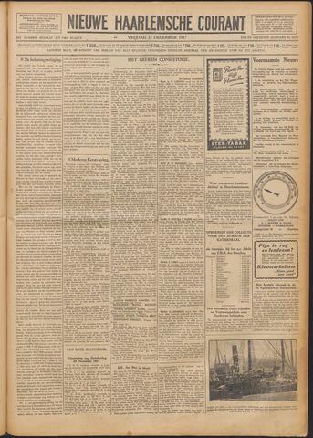 Nieuwe Haarlemsche Courant 1927-12-23