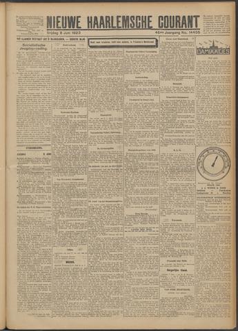 Nieuwe Haarlemsche Courant 1923-06-08