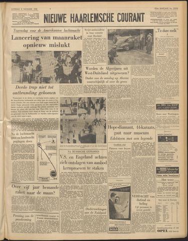 Nieuwe Haarlemsche Courant 1958-11-08