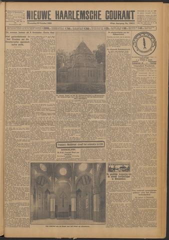 Nieuwe Haarlemsche Courant 1924-10-22