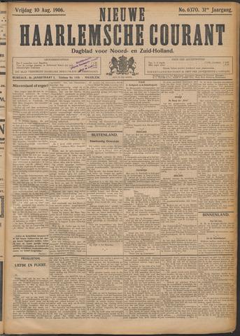 Nieuwe Haarlemsche Courant 1906-08-10