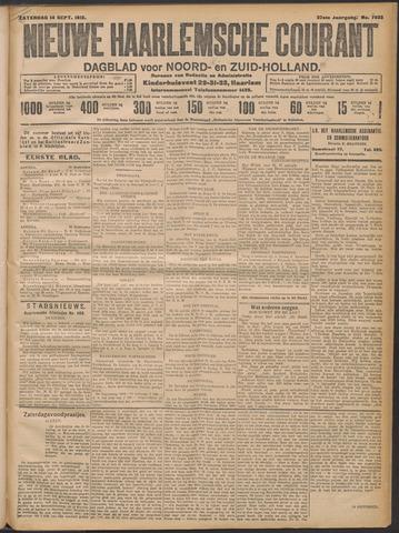 Nieuwe Haarlemsche Courant 1912-09-14