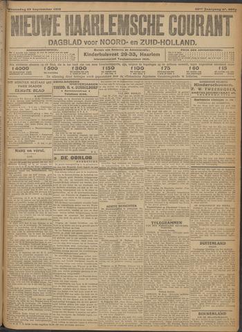 Nieuwe Haarlemsche Courant 1915-09-29