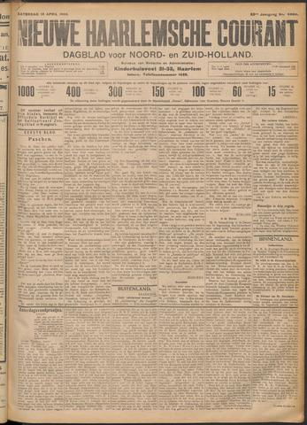 Nieuwe Haarlemsche Courant 1908-04-18