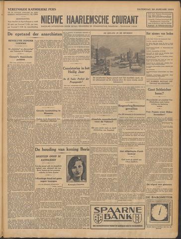 Nieuwe Haarlemsche Courant 1933-01-28