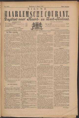 Nieuwe Haarlemsche Courant 1898-03-10