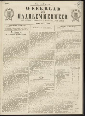 Weekblad van Haarlemmermeer 1864-07-08