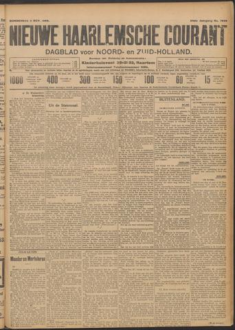 Nieuwe Haarlemsche Courant 1909-11-11