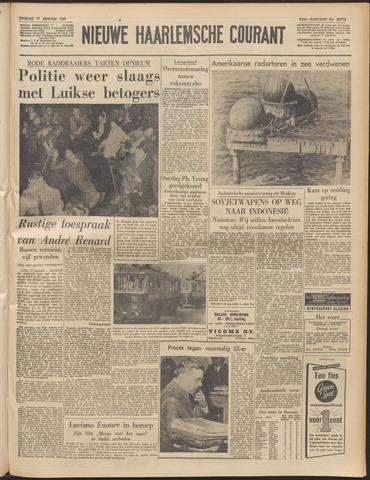 Nieuwe Haarlemsche Courant 1961-01-17