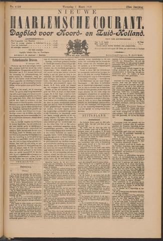 Nieuwe Haarlemsche Courant 1899-03-01