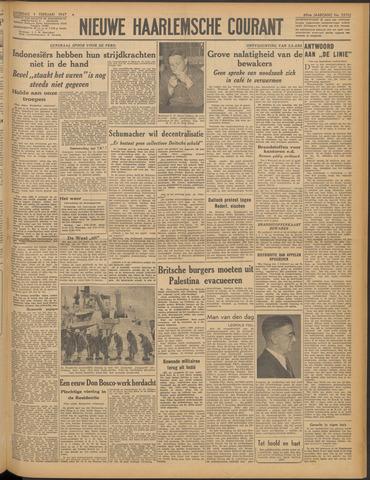 Nieuwe Haarlemsche Courant 1947-02-01