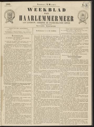 Weekblad van Haarlemmermeer 1866-03-02
