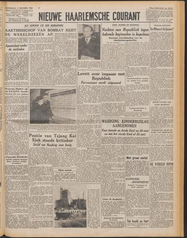 Nieuwe Haarlemsche Courant 1948-12-09