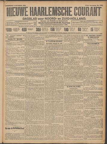 Nieuwe Haarlemsche Courant 1912-10-09