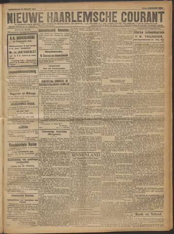 Nieuwe Haarlemsche Courant 1919-03-20