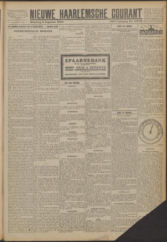 Nieuwe Haarlemsche Courant 1923-08-06